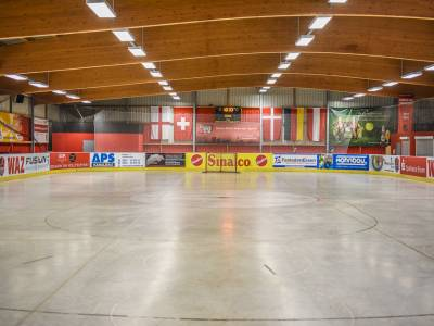 Wohnbau Hockey Arena
